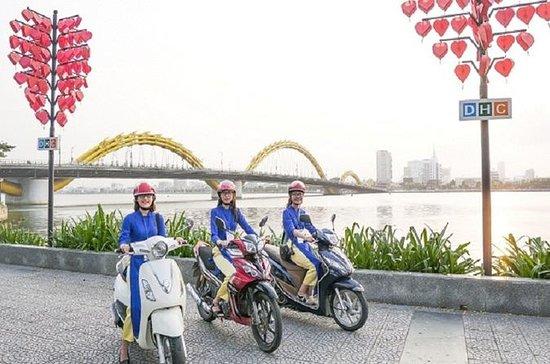 Danang Foods Explorer-Ao Dai Riders