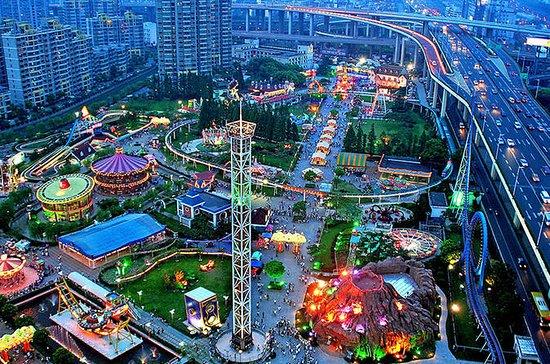 上海錦江楽園、入場チケット