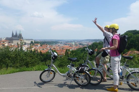 Private ebike tour with delivering...