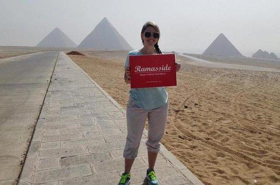 5 jours au Caire et à Louxor en avion
