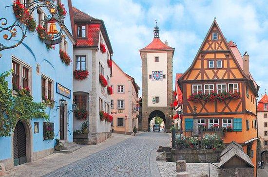 Romantic Road y Rothenburg ob der...
