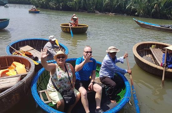 Hoi An Cycling Tour mais cruzeiro no...