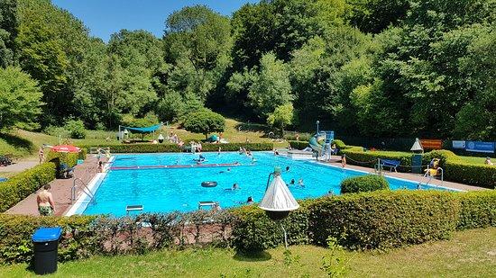 Waldschwimmbad Wattenbach