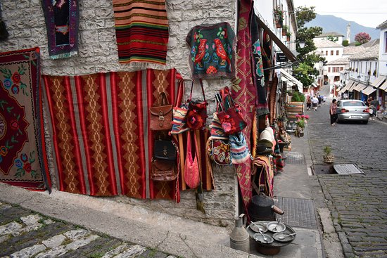 Gjirokastra Bazaar: Items for Sale in the Bazaaar