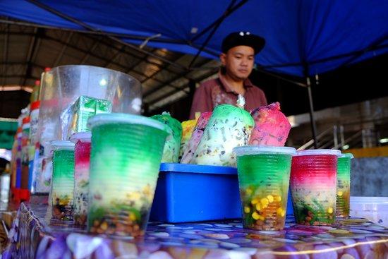 Serian Wet Market