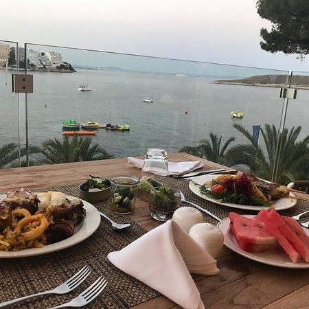 lovely view picture of melia calvia beach magaluf tripadvisor rh tripadvisor ie
