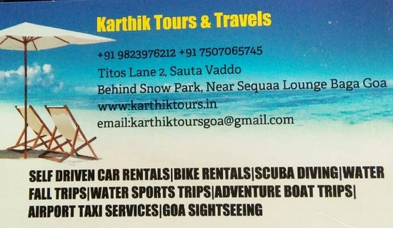 ‪Karthik Tours & Travels‬