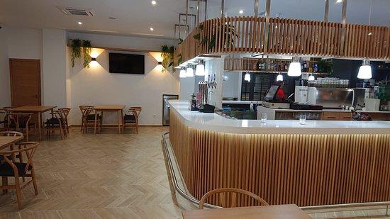 imagen cafeteria restaurante Mallorca en Monesterio