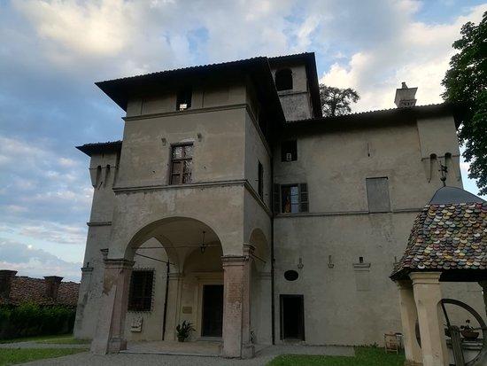 Saluzzo, Italie : Villa Belvedere