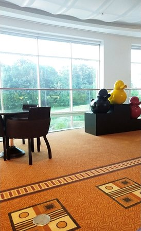 Crowne Plaza Hotel Brussels Airport Foto