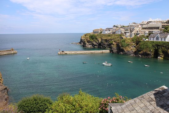 Harbour, Port Isaac, Cornwall