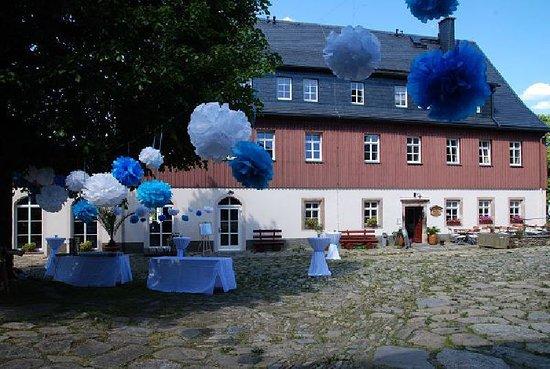 Wolkenstein, Germany: Tolle Hochzeitslocation