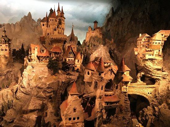 Diorama Miniatuurdorp En Treinen Picture Of Efteling Kaatsheuvel