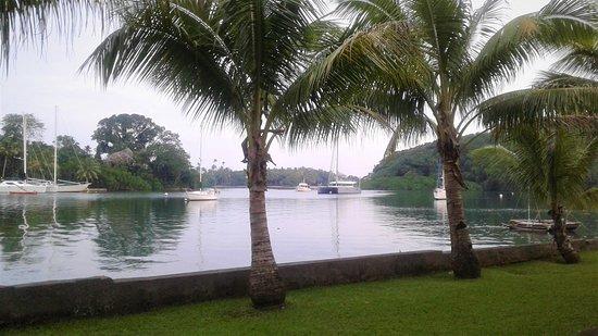 Novotel Suva Lami Bay: Nice view