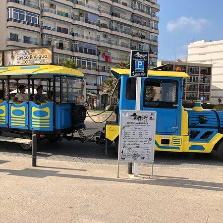 Фотография Tren Turistico Calpe