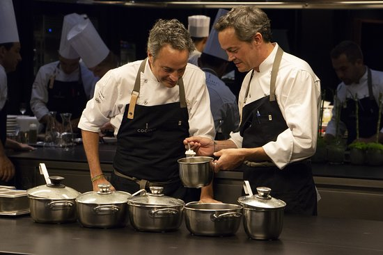 Cocina hermanos torres barcelona les corts restaurant - Cocinas barcelona ...