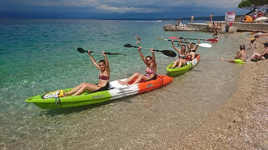 Rent-Kayak SUP Croatia