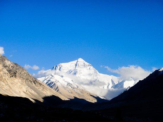 珠穆朗玛峰基地营