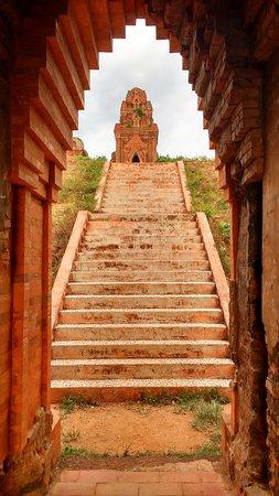 Tỉnh Bình Định, Việt Nam: view through the Gate tower