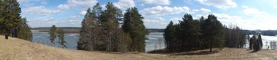 Ignalina, Litauen: panorama