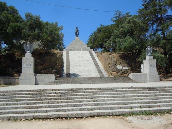 Monument commemoratif de Napoleon Ier