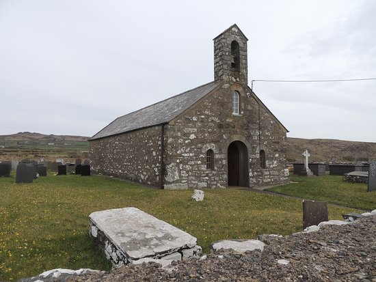 Llanfaelrhys, UK: St Maelrhys Church, near Aberdaron
