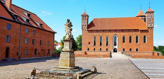 Lidzbark Warminski, Polen: Hotel Krasicki & Bishops Castle