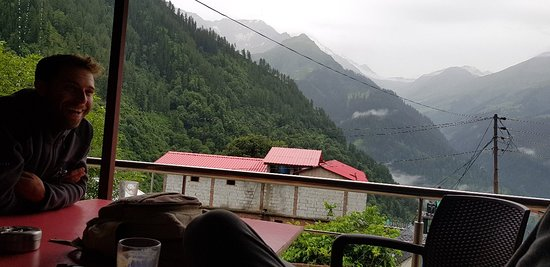 Tosh, Indien: Hill Top Guest House & Restaurant