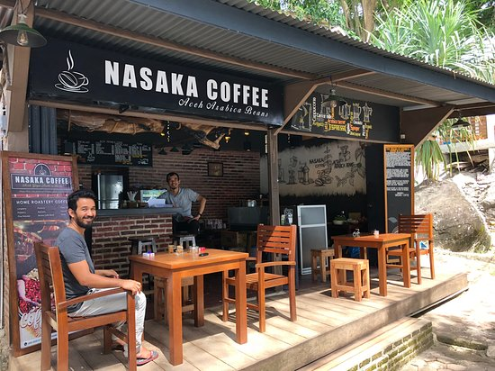 Nasaka Coffee & Resto: Nasaka Coffee