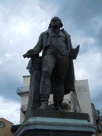 Monument au general Pasquale Paoli
