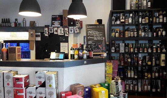 Chaumes En Brie, Francia: Ne pas oublier de régler !