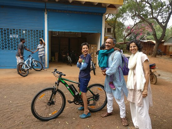 Auroville照片