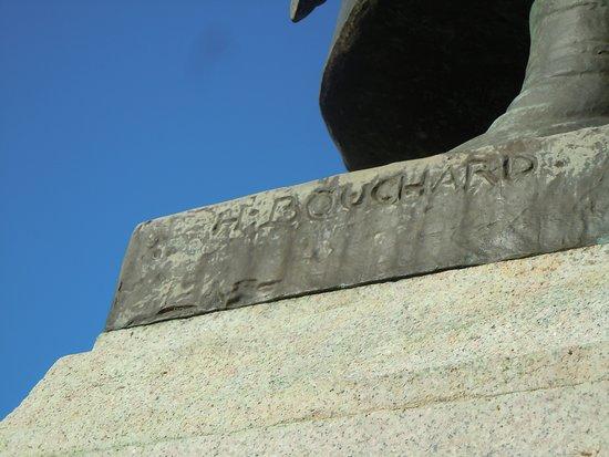 Monument au general Grossetti