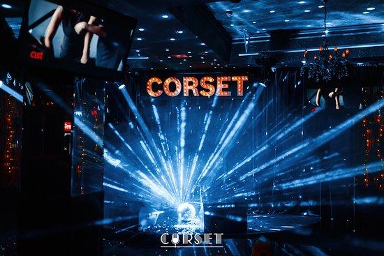 Corset Karaoke Bar