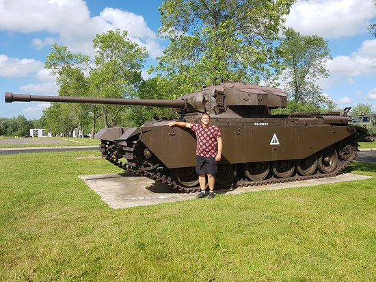 New Brunswick Military History Museum: 20180724_165412_large.jpg