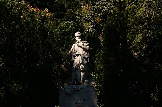 Denkmal Hans Makart