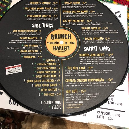 Harlem Underground Restaurant Toronto Reviews