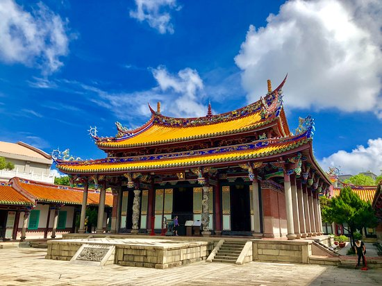 معبد كونفوشيوس تايبيه