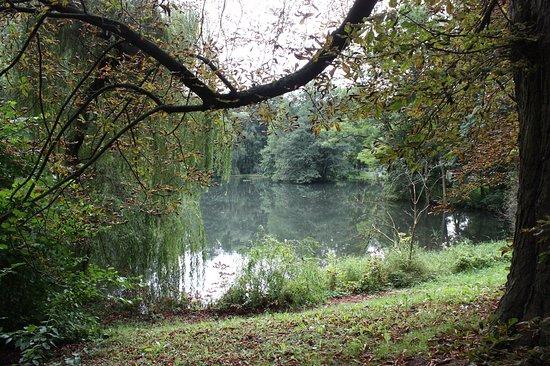 Nordhausen, Jerman: Stadtpark