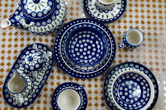 Polmedia Polish Pottery Picture Of