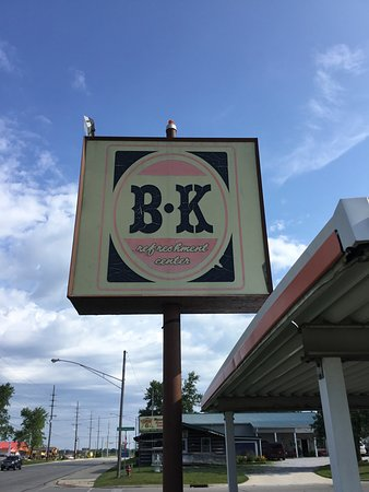 B&K Rootbeer of Monticello