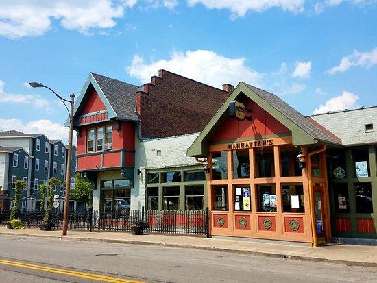 Manhattan S Pub N Cheer Toledo Menu
