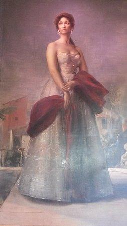 Villa Bardini: Museo Annigoni - Ritratto di Stefania Von Kories