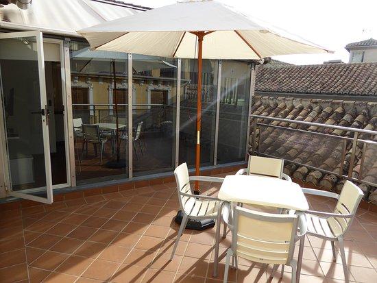 Terraza Atico Picture Of Laurel Suites Granada Tripadvisor