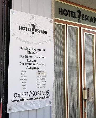‪Hotel Escape Fehmarn‬