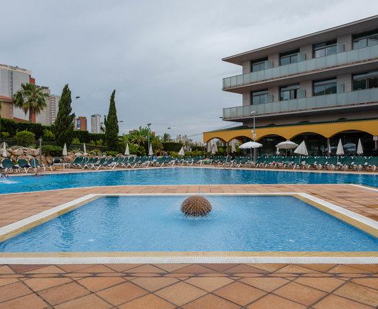 Hotel Mediterraneo Benidorm, hoteles en Benidorm