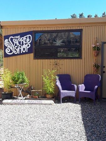The Sacred Shop