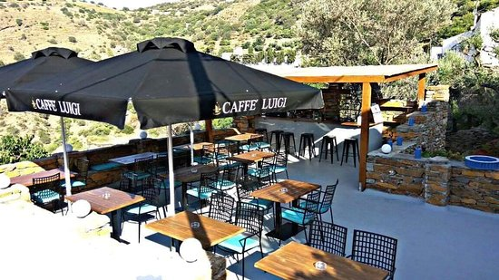 Ioulis, Greece: 48 All day cafe bar