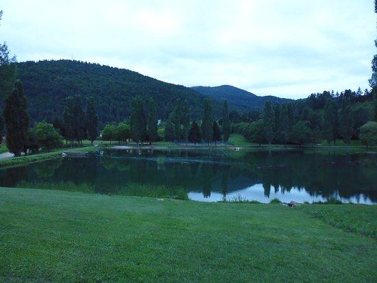 Belcaire, Francja: Lac