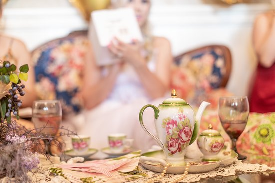 Tea Party Bridal Shower Picture Of Nosh Moore Tripadvisor